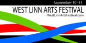 West Linn Arts Festival