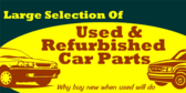 Used and Refurbished Car Part Why Buy New