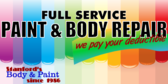 Full Service Paint and Repair