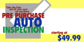 Pre Purchase Auto Inspection Ease Your Fear