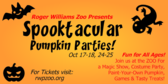 Spooktacular Pumpkin Party