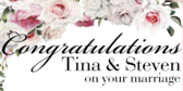 church wedding banner template