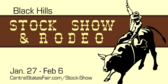 Black Hills Stock Show Rodeo