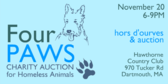 Four Paws Charity Auction