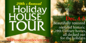 Annual Holiday House Tour