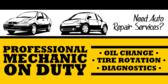 Full Service Repair Need a Mechanic?
