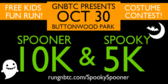 GNBTC Spooner 10K Run Spooky 5k