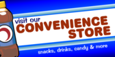 Gas Station Convenience Store
