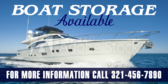 Boat Storage Available