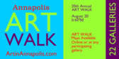 Annapolis Art Walk