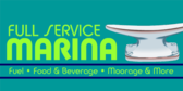 Full Service Marina with Moorage Service