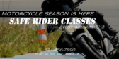 Motorcycle Safe Rider Classes