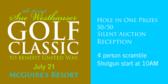 Sue Westhauser Golf Classic