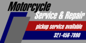 Motorcycle Service & Repair