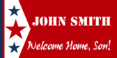 Welcome Home Son John Smith