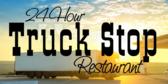 24 Hour Diner Truck Stop