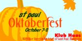 Oktoberfest Blackletter Pumpkins