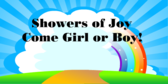 Showers of Joy!