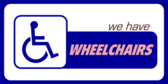 We Have Wheelchairs