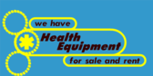 Medical Equipment for Sale and Rent
