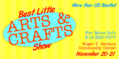 Best Little Arts & Crafts Show