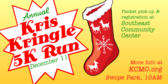 Kris Kringle 5K Run