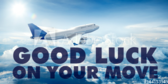 Going Away Banners | Good Luck On Your Move