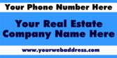 Generic Real Estate Info Paper Tear