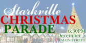 Starkville Christmas Parade