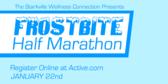 Frostbite Half Marathon