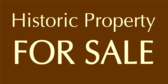 Real Estate Specialized Historic Property For Sale