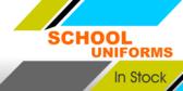 School Uniforms In Stock
