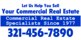 Commercial Real Estate Specialized