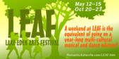 Leaf Arts Festival