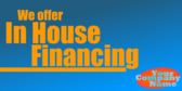 In House Financing Generic