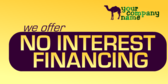 No Interest Financing Generic Company