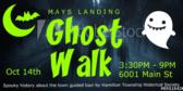 Mays Landing Ghost Walk