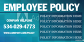 Employee Policy Generic Company
