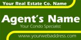 Real Estate Condo Agent Specialist