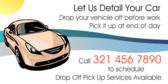 Car Detail Services