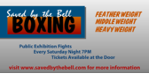 Saved by the Bell Boxing