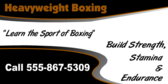 Boxing Class Black-Orange