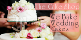 We Bake Wedding Cakes