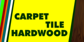 Carpet Tile Hardwood Flooring