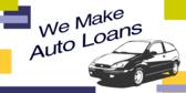 We Make Auto Loans