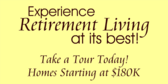 Real Estate Specialized Retirement Living