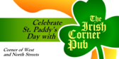 Celebrate St Paddy's Day Here