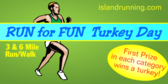 Run For Fun Turkey Day