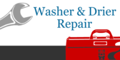 Washer & Drier Repair