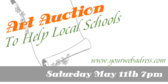Art Auction To Help Local Schools